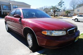 2003 Buick Century Custom Sedan 4 - Door 3.  1l Florida Car Non - Smoking Owners photo
