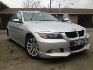 2006 Bmw 325i Silver On Gray With Acs Kit Eyelids 111k Excellent photo