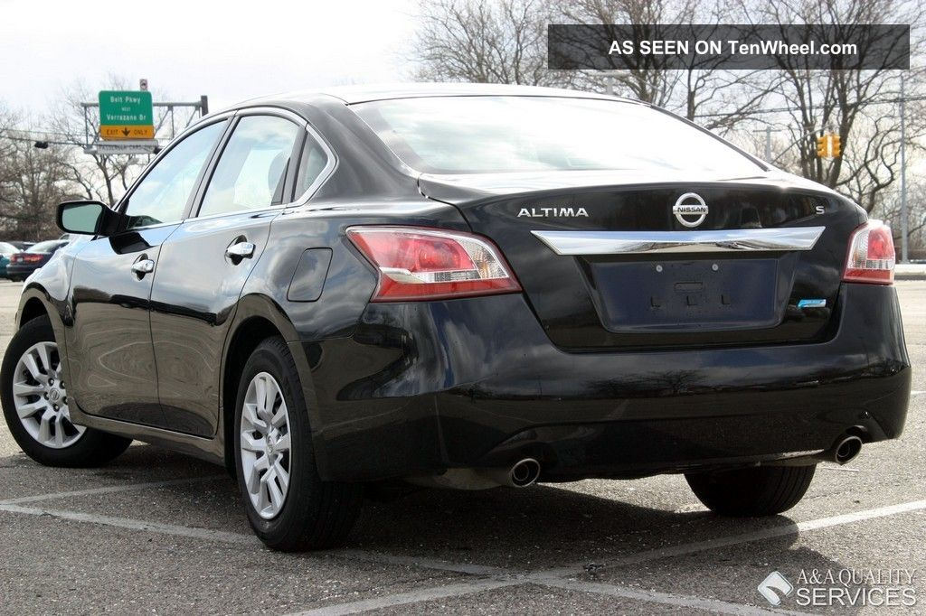 2013 nissan altima s 2 5 automatic keyless go. Black Bedroom Furniture Sets. Home Design Ideas