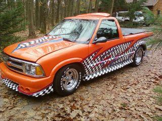 Custom 1994 S10 Show Truck Near photo