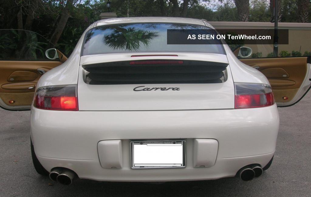 2001 Porsche 911 20  U0026quot  Autocouture Rims  Rare Color
