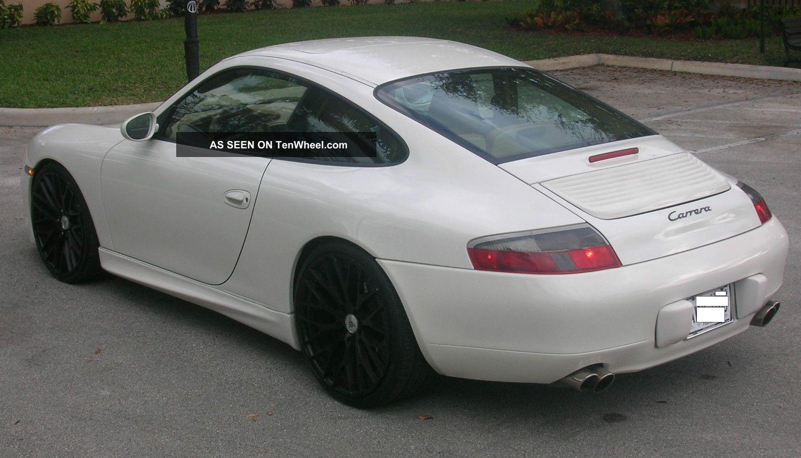 2001 Porsche 911 20  U0026quot  Autocouture Rims  Rare Color  Reliable Performance Video