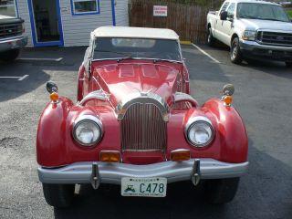 1937 Jaguar Convertable (kit Car) photo