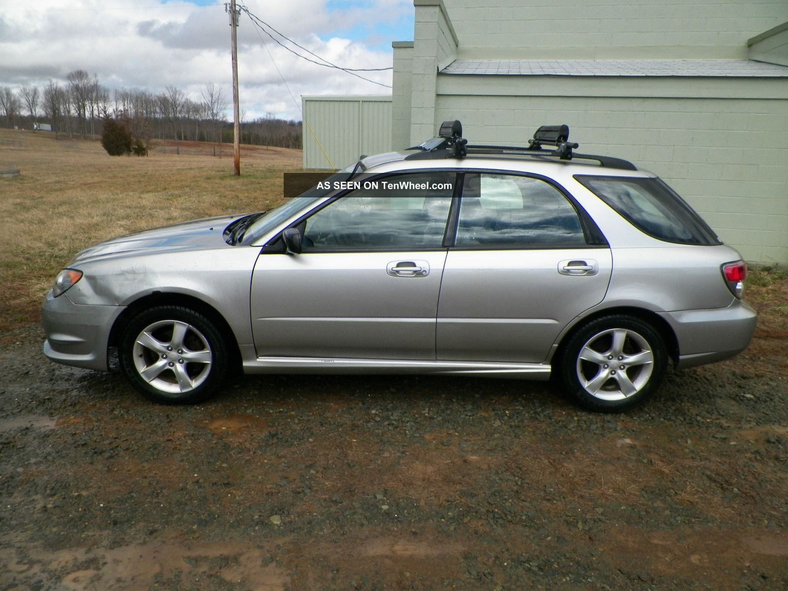 2007 subaru impreza 2 5i wagon 4 door 2 5l. Black Bedroom Furniture Sets. Home Design Ideas