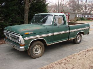 1971 Ford F - 100 Ranger Xlt Short Bed All photo