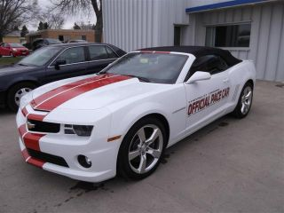 2011 Chevy Camaro Indianapolis 500 Pace Car photo