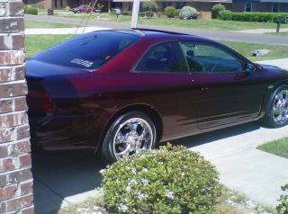 1998 Chrysler Sebring Lxi Coupe 2 - Door 2.  5l Buy It Now $4500 photo