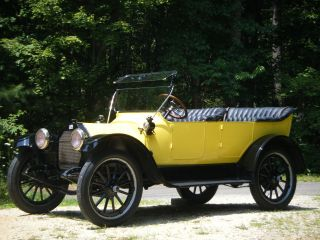 1914 Buick B - 25 Model A T Rare,  Hard To Find,  In photo