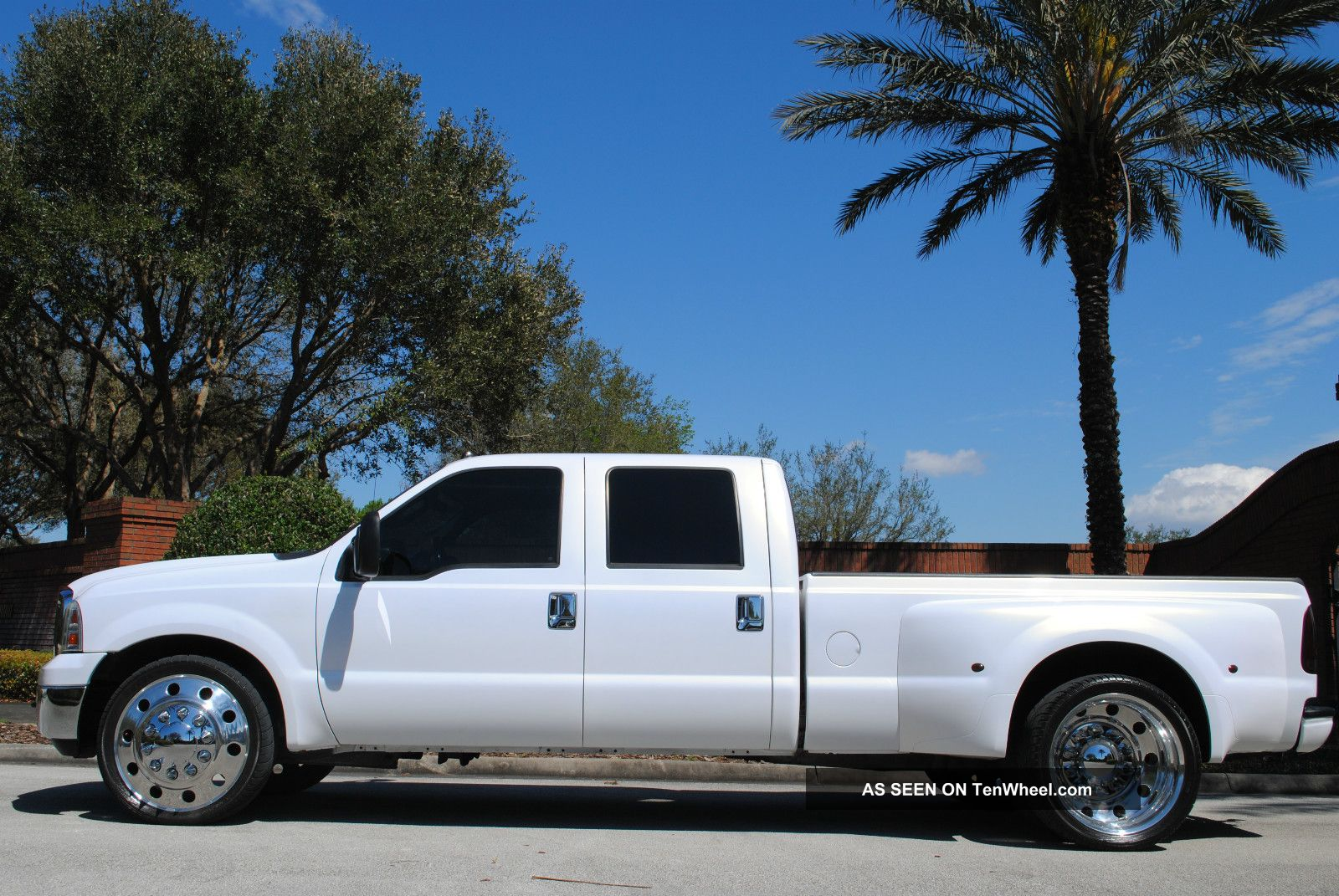 2003 ford f 350 duty xlt crew cab pickup 4 door 7 3l. Black Bedroom Furniture Sets. Home Design Ideas