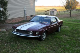 1969 Ford Mustang Straight - Six photo