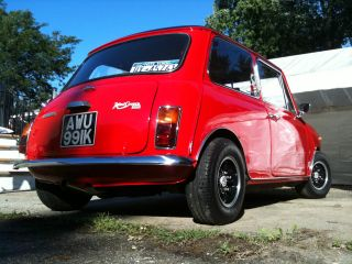 1972 Innocenti Mini Cooper 1300 Export, photo
