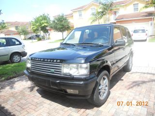 1995 Range Rover Completely Overhauled,  Excellent And Reliable. photo