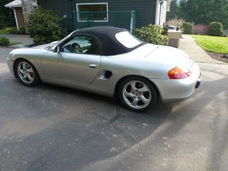 2001 Boxster S Autocross And Street Car photo