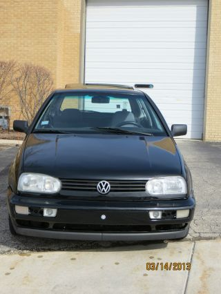 1997 Volkswagen Golf Gti Hatchback 2 - Door 2.  0l photo
