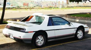 1984 Pontiac Fiero Pace Car photo