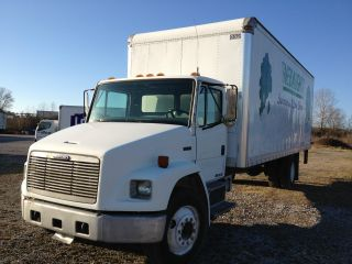 1996 Freightliner Box Truck photo