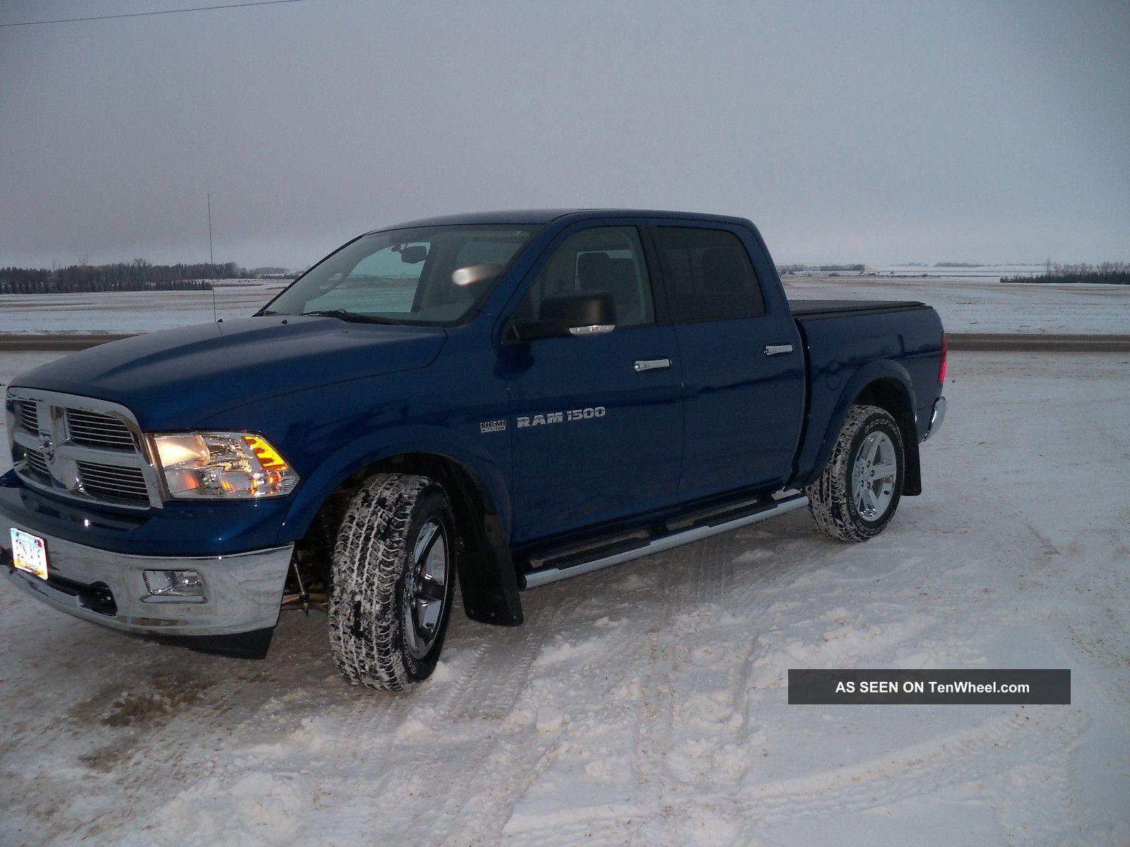 Dodge Ram 1500 Big Horn Edition 4wd | Autos Post