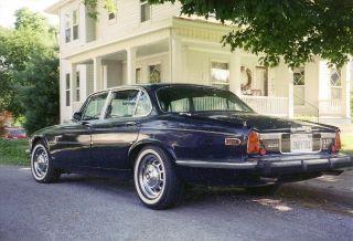 1973 Jaguar Xj12 Series Ii 5.  3l 4 - Door Sedan Built 12november 1973 photo