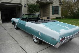 1967 Buick Convertable photo
