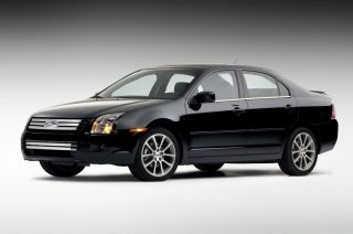 2008 Ford Fusion Se Sedan 4 - Door 3.  0l photo