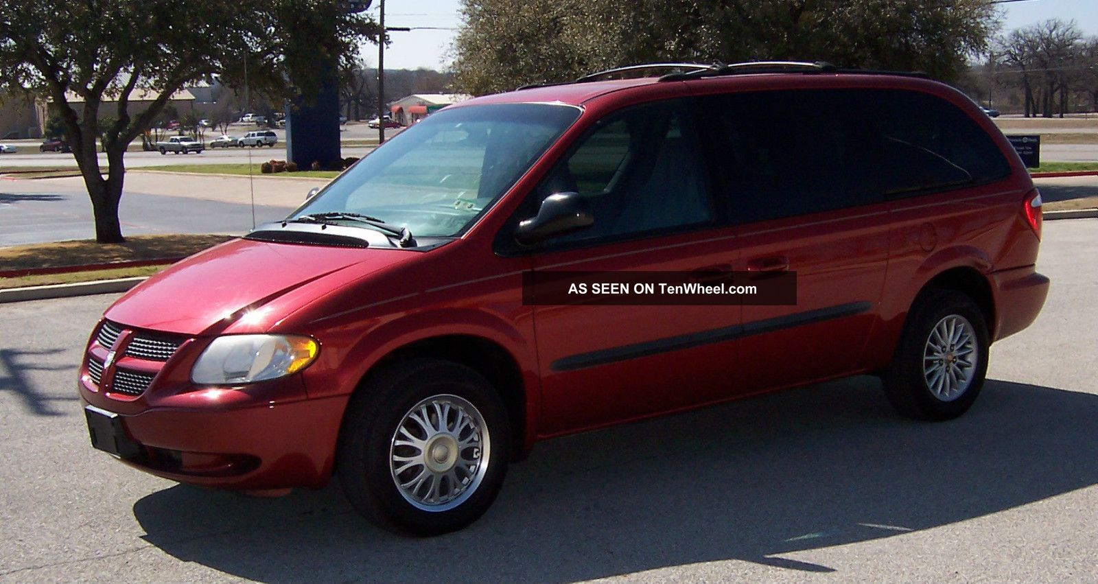 2003 Dodge Grand Caravan Sport Inside And Out Runs Drives Photo 7