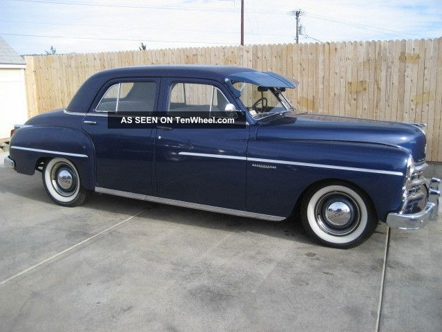 1949 Dodge Meadowbrook And Great Shape Other photo