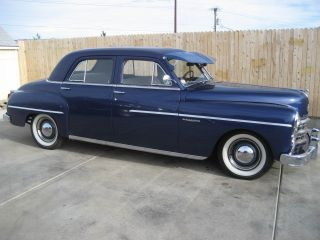 1949 Dodge Meadowbrook And Great Shape photo