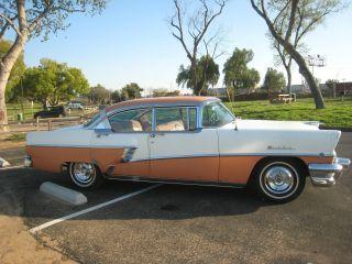 1956 Mercury Montclair 56 Merc Rat Rod Custom 56 Mercury photo