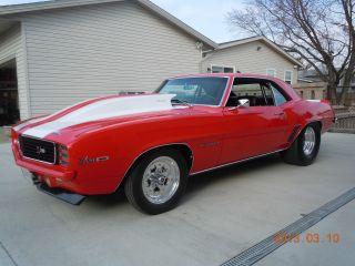 1969 Camaro,  X 11,  502 Cid,  Pro Street photo