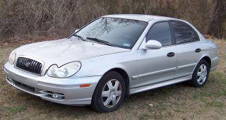 2005 Hyundai Sonata 4 Door Sedan Automatiuc All Power photo