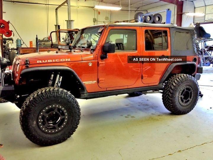 2009 jeep wrangler unlimited rubicon sport utility 4 door 3 8l. Black Bedroom Furniture Sets. Home Design Ideas