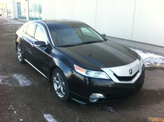 2009 Acura Tl Sh - Awd Sedan 4 - Door 3.  7l photo