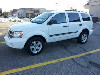 2008 Dodge Durango Slt Sport Utility 4 - Door 4.  7l photo