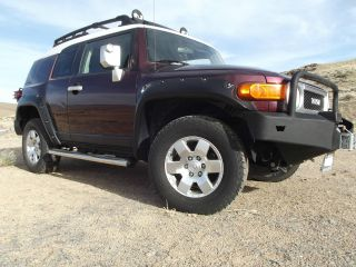 2007 Toyota Fj Cruiser Sport Utility 4 - Door 4.  0l photo