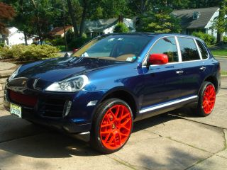 2008 Porsche Cayenne Base Sport Utility 4 - Door 3.  6l - Custom Special Edition photo