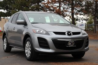 2010 Mazda Cx - 7 Sport Utility 4 - Door 2.  5l photo