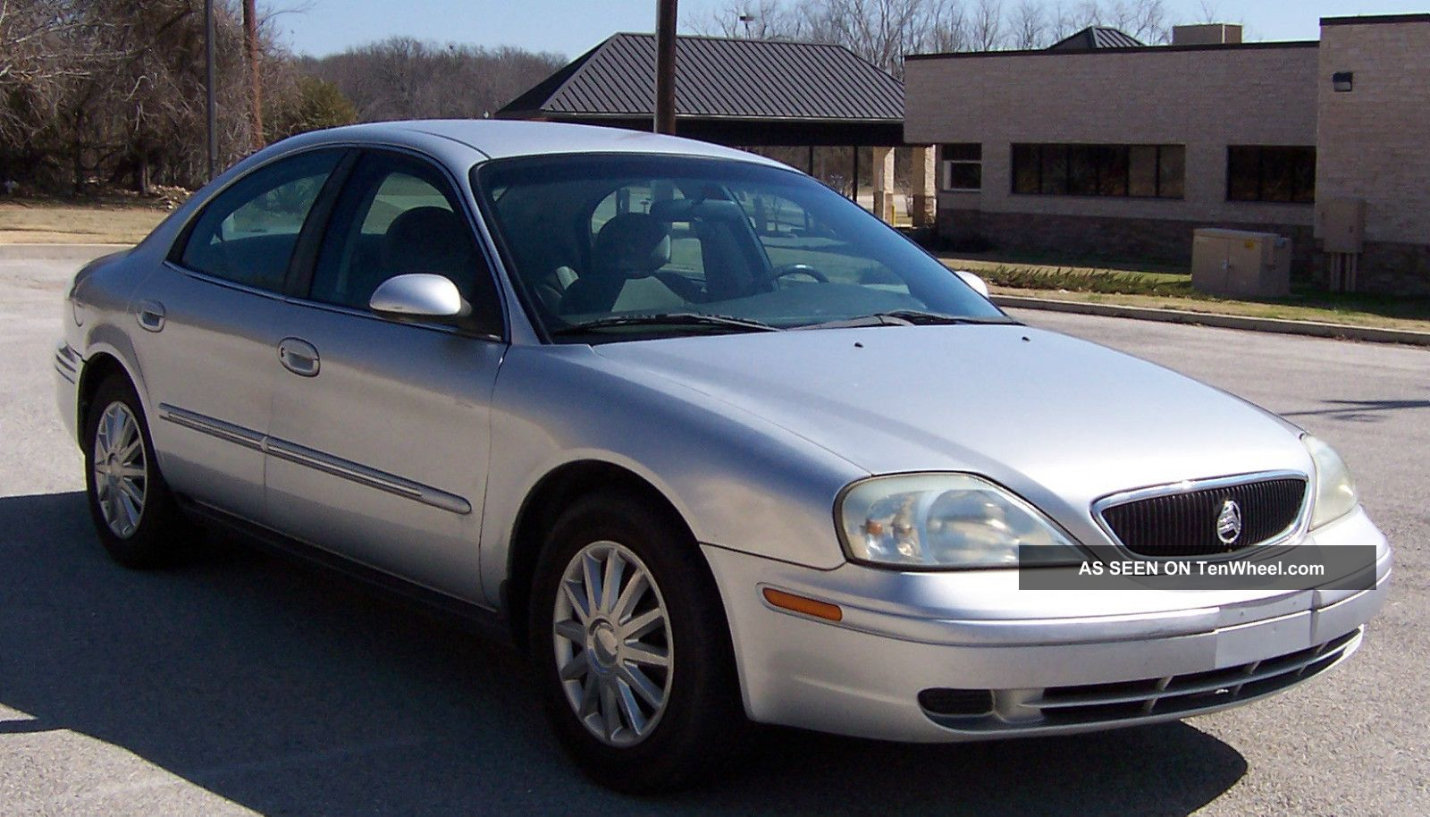 2002 Mercury Sable Gs Sedan Runs And Drives Great