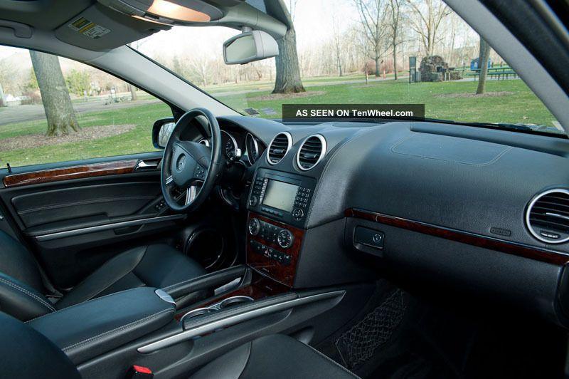 2007 Mercedes Benz Gl450 Gl 450 4matic Awd 3rd Row Seat ...