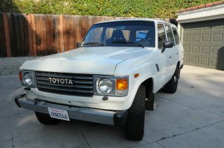 1984 Toyota Landcruiser Fj60 Everything photo