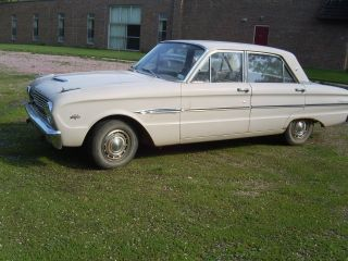 1963 Ford Falcon Futura 260 V8 - Very Good,  All photo