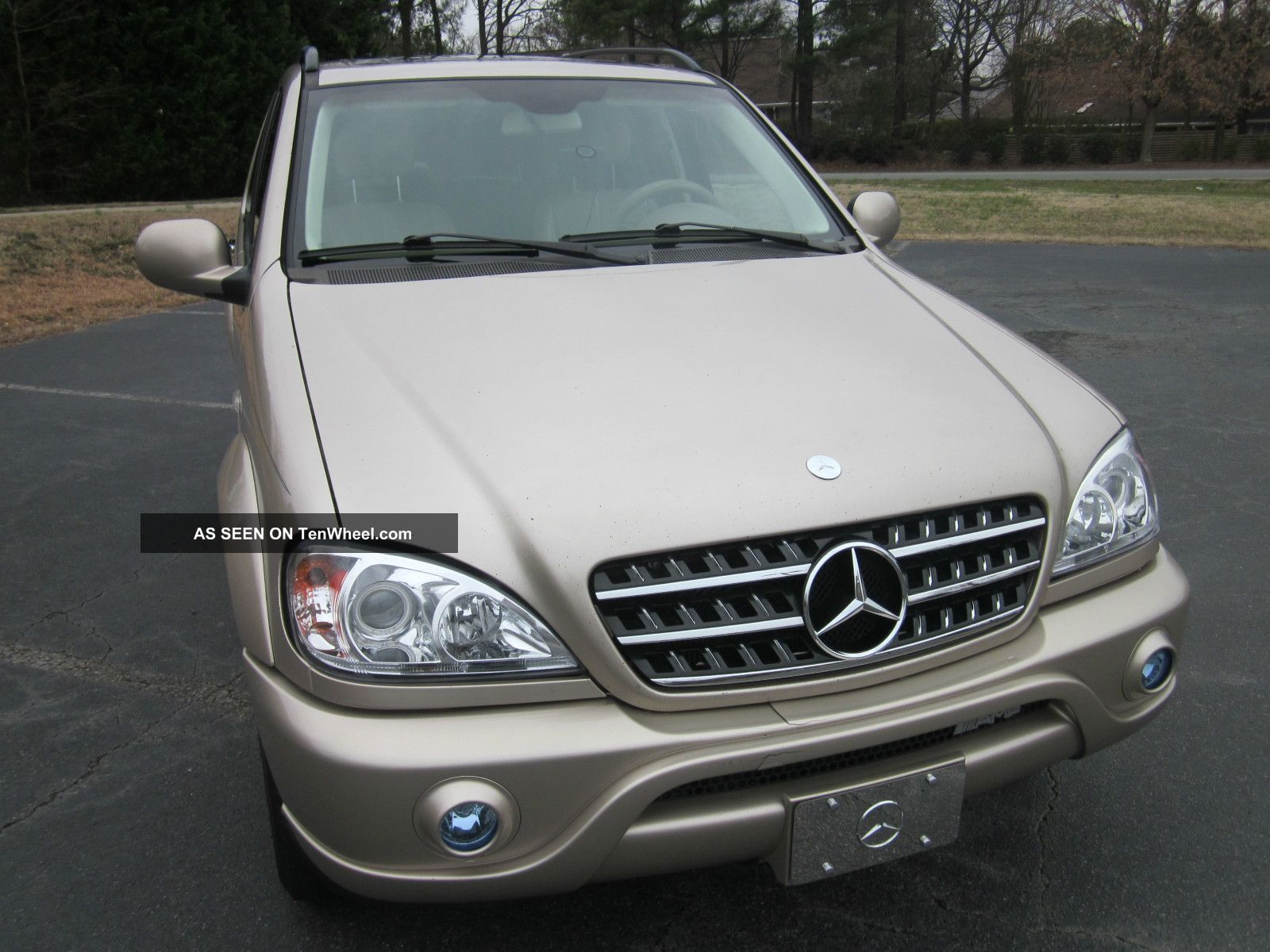 2010 spec updated 2001 ml320 mercedes benz suv sport w for 2001 mercedes benz ml320