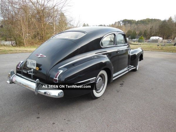 1941 Buick Sedanette Other photo