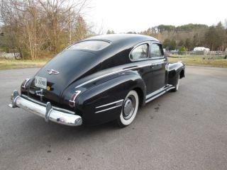 1941 Buick Sedanette photo