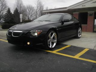 2007 Bmw 650i Base Coupe 2 - Door 4.  8l photo