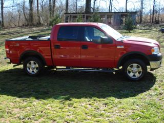 2006 Ford F - 150 Fx4 4 X 4 Crew Cab photo