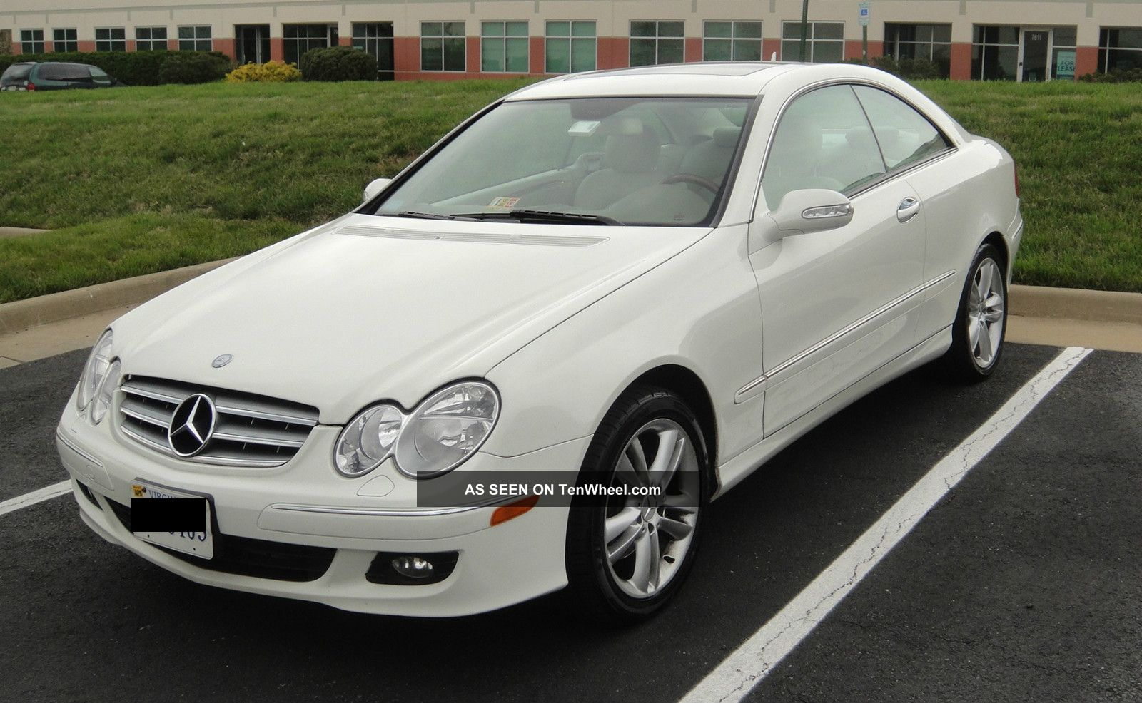 2007 mercedes benz clk350 base coupe 2 door 3 5l for 2007 mercedes benz clk