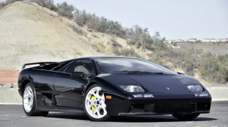 2001 Lamborghini Diablo Vt 6.  0 Coupe 2 - Door 6.  0l photo