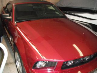 2007 Ford Mustang Convertible Pony Edition photo
