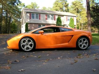 2004 Lamborghini Gallardo Base Coupe 2 - Door 5.  0l photo