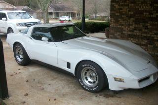 1981 Chevrolet Corvette Base Coupe 2 - Door 5.  7l photo